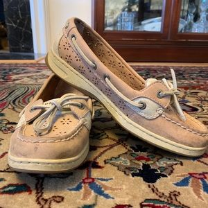 Sperry's Top Sider Boat Shoes!